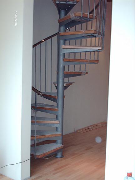 Precio de escaleras de caracol elegant escaleras de - Precio escalera caracol ...